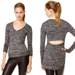 Aritzia Wilfred Free Cut Out Top